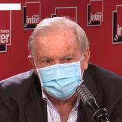 Covid-19 : situation «extrêmement difficile» dans les hôpitaux pendant 2 à 3 semaines, selon Delfraissy