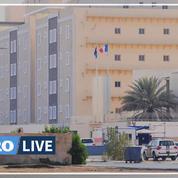 Arabie saoudite: un vigile du consulat français à Jeddah blessé au couteau, un Saoudien arrêté