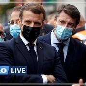 Terrorisme en France : la riposte du gouvernement après l'attentat à Nice