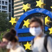 Zone euro : l'inflation négative en octobre pour le troisième mois consécutif
