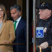 États-Unis : l'actrice Lori Loughlin entame une peine de 2 mois de prison