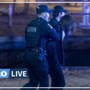 Québec : attaque à l'arme blanche, un suspect arrêté