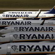 Ryanair: perte de 197 millions d'euros au premier semestre à cause de l'effondrement du trafic