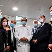 Macron annonce aux urgentistes l'extension en janvier des «services d'accès aux soins»
