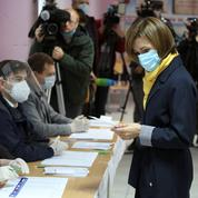 Présidentielle en Moldavie: la proeuropéenne Sandu en tête au premier tour
