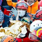 Turquie : deux enfants secourus trois jours après le séisme