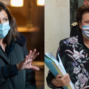 Anne Hidalgo et Roselyne Bachelot sur la même ligne, contre Amazon