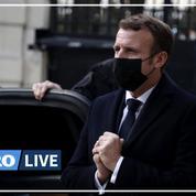 Attentat de Vienne : Macron estime que «la volonté» des islamistes est «de s'attaquer à ce qu'est l'Europe»