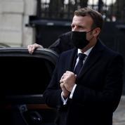 Reconfinement, attentats : Macron gagne en popularité en novembre