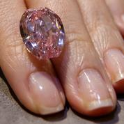 L'Australie ferme une mine géante de diamants roses, des pierres d'exception