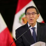Pérou: le Parlement soumettra le président Vizcarra à un nouveau procès en destitution