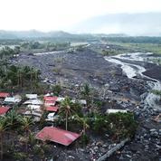 Philippines : une île de 260.000 habitants sans courant après le passage du typhon Goni