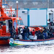 Libye : 575 migrants secourus en Méditerranée en une semaine