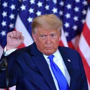 Élection américaine : Trump a saisi la justice pour suspendre le dépouillement dans le Michigan et la Pennsylvanie
