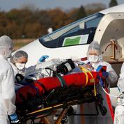 Covid-19 : la Bretagne a accueilli 20 patients du Sud depuis plus d'une semaine