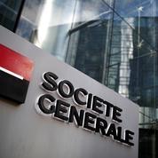 Société Générale revient dans le vert au troisième trimestre