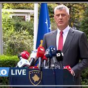 Le président kosovar annonce sa démission après son inculpation à la Haye