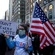 Présidentielle américaine : le point sur un scrutin toujours aussi serré