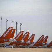 Pandémie: Easyjet réduit ses capacités de vols à 20% pour l'hiver