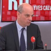 Samuel Paty : «400 violations» de la minute de silence, selon Blanquer