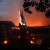 Incendie d'un entrepôt au Havre : interpellation d'un mineur de 13 ans