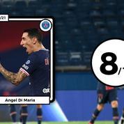 Les notes de PSG-Rennes : Di Maria guide Paris, Gomis plombe le Stade rennais