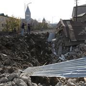 Nagorny Karabakh: les «combats continuent» pour la ville clé de Chouchi