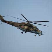 Un hélicoptère militaire russe abattu en Arménie, 2 morts