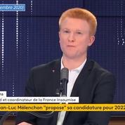 L'Insoumis Quatennens tend la main à Montebourg pour 2022 : «Ce serait très bien que nous fassions équipe»