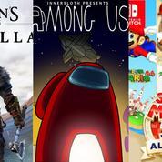 Assassin's Creed ,Among Us, Mario ... Quels sont les meilleurs jeux vidéo pour surmonter le confinement ?