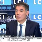 Présidentielle : Olivier Faure déplore l'«ambition égoïste» de Jean-Luc Mélenchon