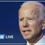 Contre le Covid-19, Biden «implore» les Américains de «porter un masque»