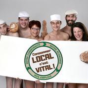Des commerçants du Doubs posent nus pour sauver leurs commerces