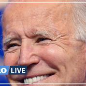 L'Amérique est «de retour» assure Joe Biden, qui a «hâte» de discuter avec Donald Trump