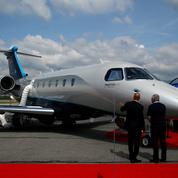 Embraer perd 121 millions de dollars au 3e trimestre
