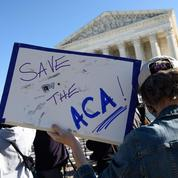 En pleine pandémie, l'assurance santé de millions d'Américains débattue à la Cour suprême