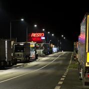 Réouverture des relais routiers : les chauffeurs appellent à poursuivre le «combat»