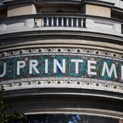 Le groupe Printemps ferme sept magasins en France