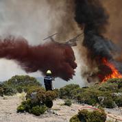 Incendie à la Réunion : «Le feu est fixé», assure Sébastien Lecornu