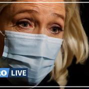 Marine Le Pen ne reconnaît «absolument pas» la victoire de Joe Biden