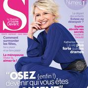 Presse : Sophie Davant lance son magazine «S»