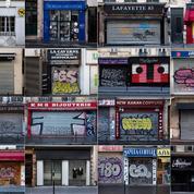 Colère et déception chez les petits commerçants forcés de rester fermés