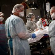 Covid-19 : 467 nouveaux décès à l'hôpital, le nombre de personnes en réanimation se stabilise