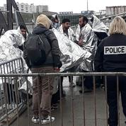 Deux opérations de «mise à l'abri» d'environ 170 migrants à Calais