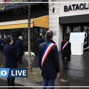 Attentats du 13 Novembre en France : jour d'hommages, cinq ans après