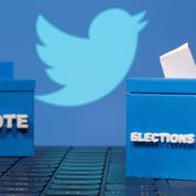 Élections américaines : 300.000 tweets trompeurs épinglés par Twitter