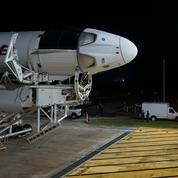 Une fusée de SpaceX va emporter quatre astronautes vers la station spatiale internationale