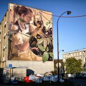 À Versailles, le street art habille désormais les murs