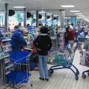 Chômage partiel : les grandes surfaces y recourent en masse