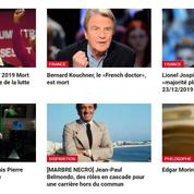 RFI publie par erreur les nécrologies de dizaines de personnalités